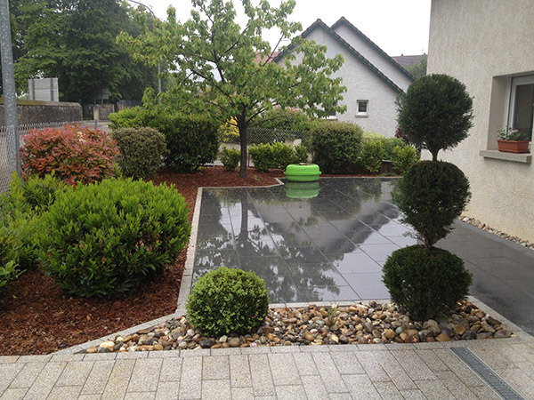 Am nagement ext rieur florennes namur cr ation d espaces for Implantation jardin